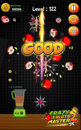 Crazy Juice Fruit Master:Fruit Slasher Ninja Games  screenshots 19