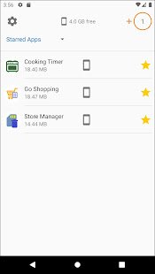 Store Manager: free up your apps internal storage
