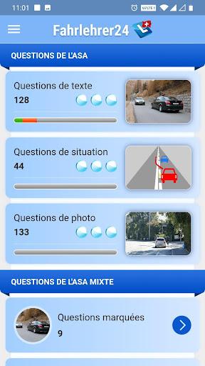 Driving school theory - Fahrlehrer24  screenshots 2