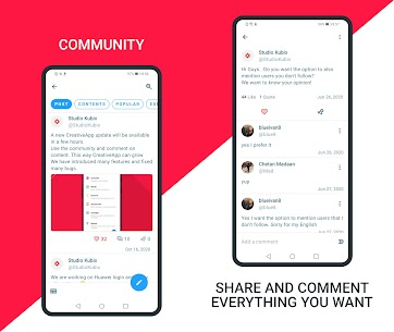Creative App Wallpapers Ringtones v2.8 MOD APK 5