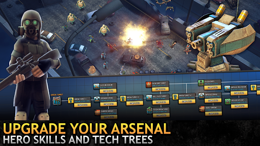 Last Hope TD - Zombie Tower Defense Games Offline  Screenshots 4