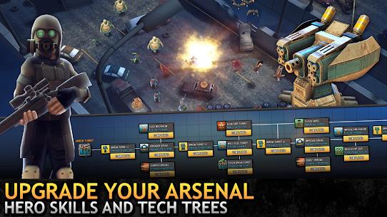 Last Hope TD – Zombie Tower Defense Games Offline 3.82 Apk + Mod 4