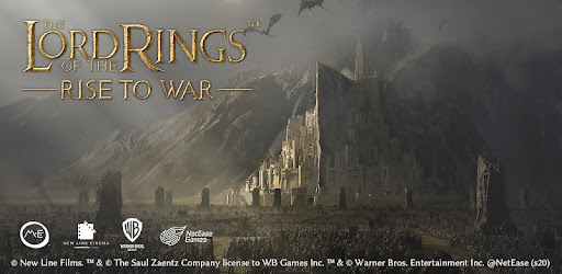 The Lord of the Rings: Rise to War Versi Varies with device