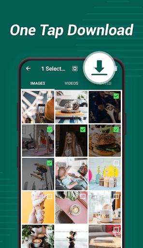 Status Saver for WhatsApp - Save & Download Status apktram screenshots 2