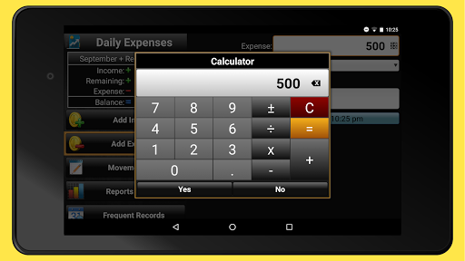 Daily Expenses 2: Personal finance android2mod screenshots 10