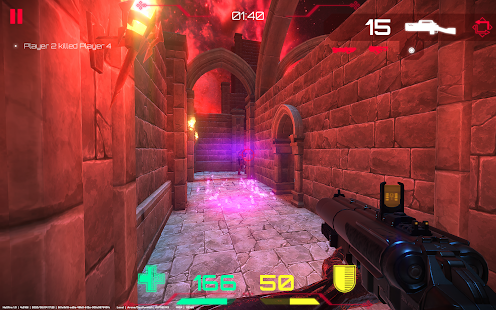 Hellfire - Multiplayer Arena FPS Screenshot