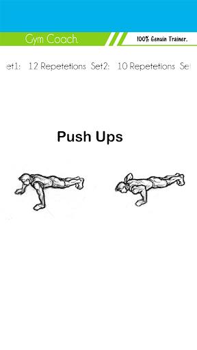 Gym Coach - Gym Workouts 47.6.8 Screenshots 4