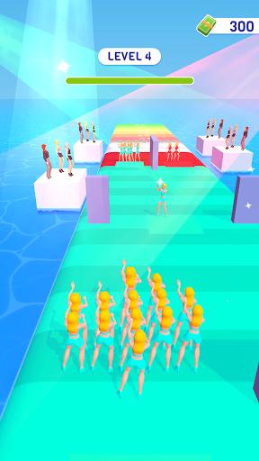 Dance Run screen 1