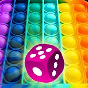 Pop It Challenge 3D -Ludo DIY Antistress Asmr Toys