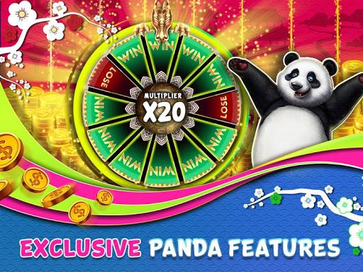 Panda Slots u2013 Mega Win Spin Slot Jackpot 777 1.831 screenshots 13