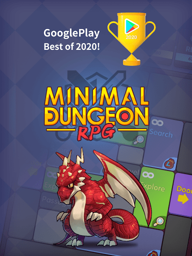 Minimal Dungeon RPG modavailable screenshots 9