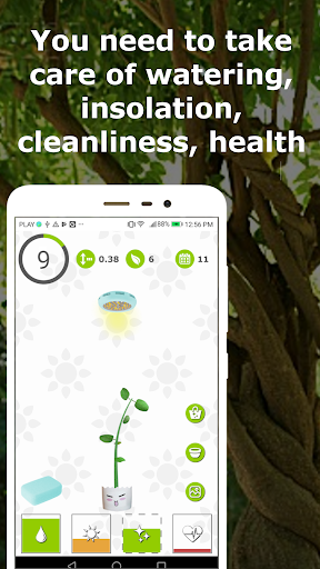 Lucky tree - plant your own tree 1.4.4 screenshots 1