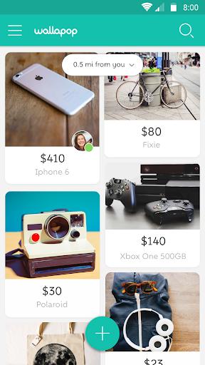 Wallapop - Buy & Sell Nearby modavailable screenshots 1