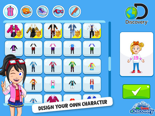 My Town : Discovery Pretend Play  screenshots 11