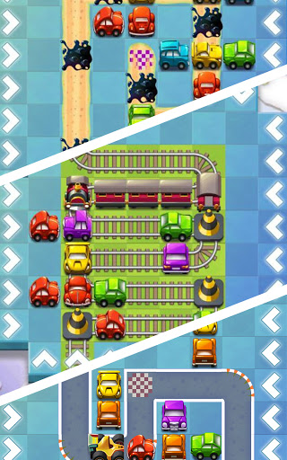 Traffic Puzzle - Match 3 & Car Puzzle Game 2021 android2mod screenshots 15