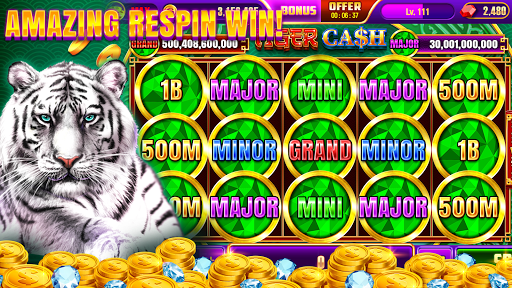 Real Casino - Free Vegas Casino Slot Machines modiapk screenshots 1
