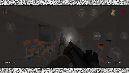 Slendergirl Must Die: The Asylum  screenshots 5