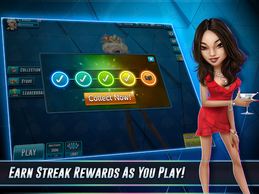 HD Poker: Texas Holdem Online Casino Games apkslow screenshots 4