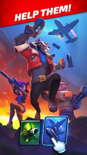 Rumble Blast u2013 3 in a row games & puzzle adventure 1.7 screenshots 1