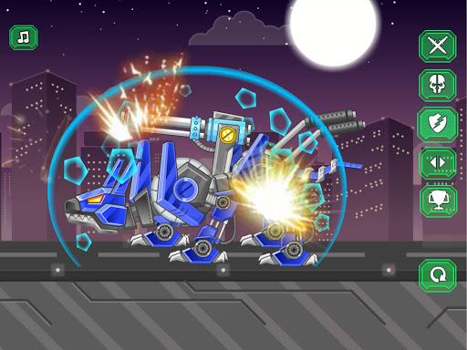Angry Robot Dog Toy War 3.8 screenshots 3