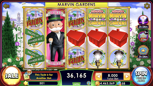 MONOPOLY Slots Free Slot Machines & Casino Games 3.2.1 screenshots 16