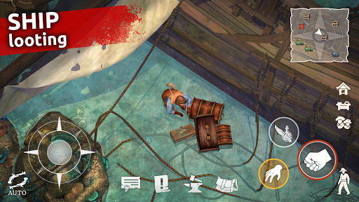 Mutiny: Pirate Survival RPG  screenshots 3