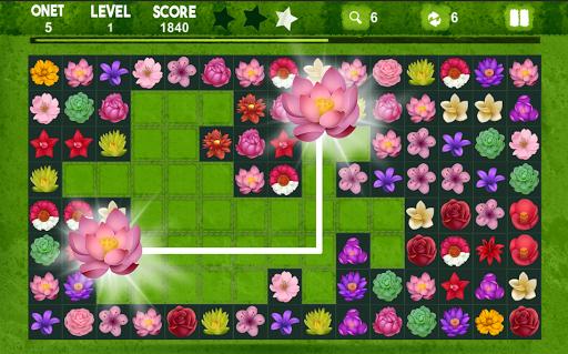 Onet Blossom - Flower Link 1.6 screenshots 8