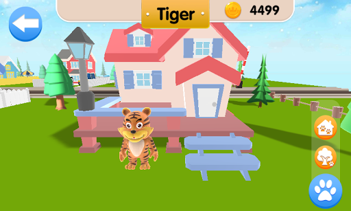 Talking Friend Home 1.1.4 screenshots 3
