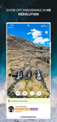 Panorama 360 Camera: Virtual Tours: 360 Photos  Screenshots 5