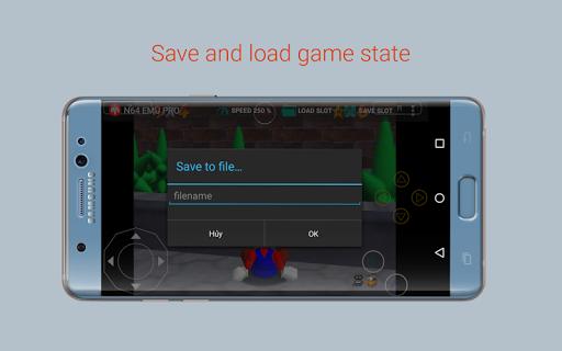 N64 Emulator Pro 23 Screenshots 6