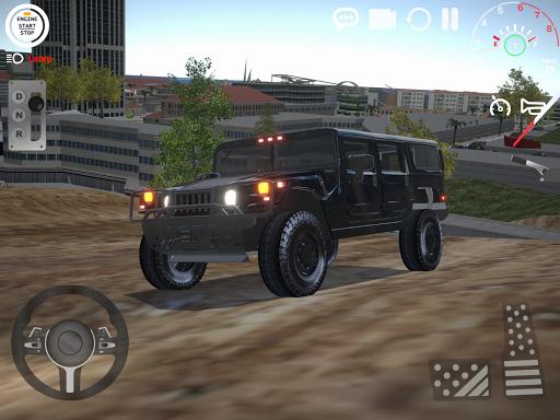 Fast&Grand - Multiplayer Car Driving Simulator 5.2.11 screenshots 8