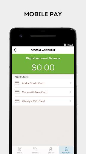 Wendyu2019s u2013 Earn Rewards, Order Food & Score Offers  screenshots 7