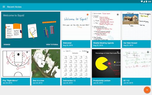 Squid - Take Notes & Markup PDFs  Screenshots 10