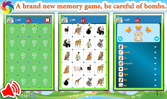 Memory Match Game (Playful Way to Learn English)