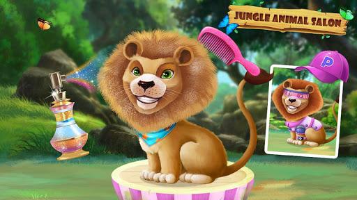 ud83eudd81ud83dudc3cJungle Animal Makeup apktram screenshots 23