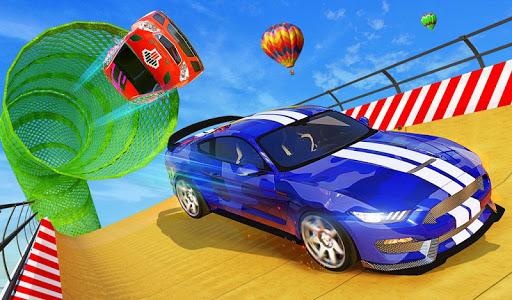 Ramp Car Stunts Racing - Extreme Car Stunt Games screenshots 11