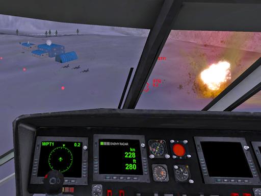 Helicopter Sim Pro  screenshots 10