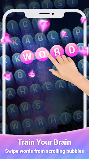 Scrolling Words Bubble - Find Words & Word Puzzle 1.0.4.106 screenshots 1