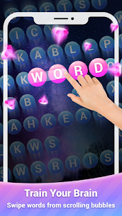 Scrolling Words Bubble – Find Words & Word Puzzle 1