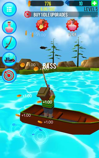 Fishing Clicker Game  screenshots 10