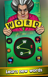 Scary Teacher : Addictive Word Game