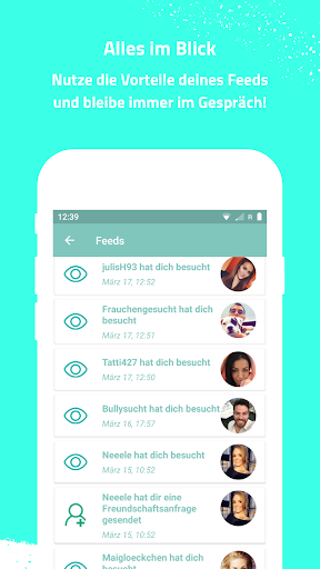 Linduu, and you? Date, Flirt, Chat, Meet Friends apktram screenshots 5