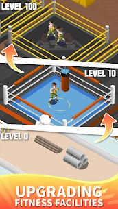 Idle GYM Sports APK + MOD (Unlimited Money) 3