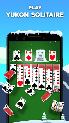 Yukon Russian – Classic Solitaire Challenge Game apkmartins screenshots 1