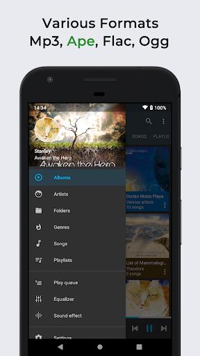 Download APK: Omnia Music Player – Hi-Res Player v1.4.10 build 76 [Premium] [Mod]