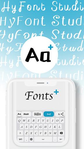 Fonts Pro - Emoji Keyboard Font 1.7.1.1 Screenshots 1