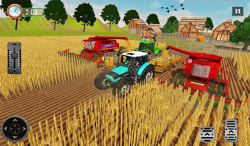 Farming Tractor Driver Simulator : Tractor Games 1.9.5 Screenshots 15