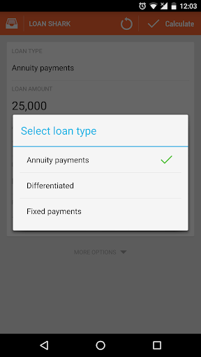 Loan Shark - Loan Calculator, Interest & Repayment For PC Windows (7, 8, 10, 10X) & Mac Computer Image Number- 9