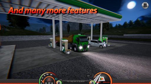 Truck Simulator : Europe 2 0.36 screenshots 8
