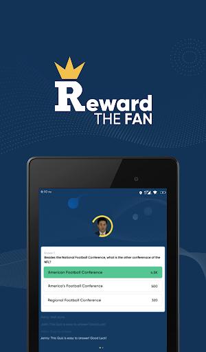 Reward The Fan Trivia screenshots 14